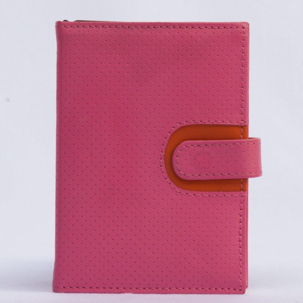 agenda para dama color rosa