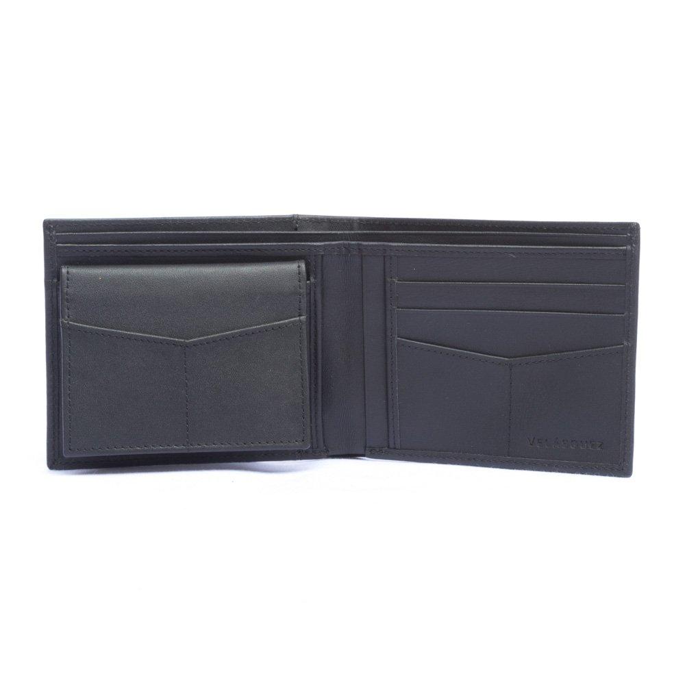 Billetera de Hombre con mica- abierto